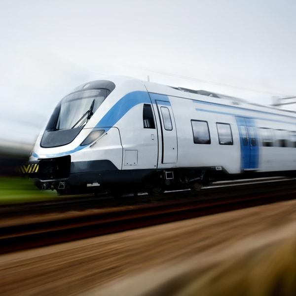 applicazione automative ferroviario